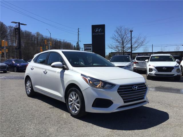 2019 Hyundai Accent Preferred (Stk: R95852) in Ottawa - Image 1 of 11