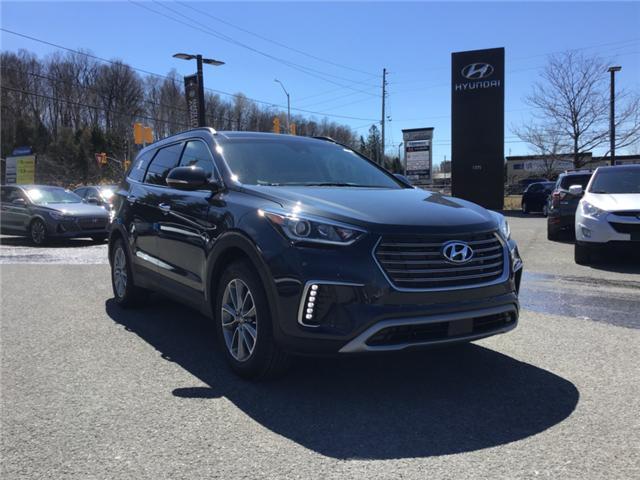 2019 Hyundai Santa Fe XL Luxury (Stk: R95550) in Ottawa - Image 1 of 11