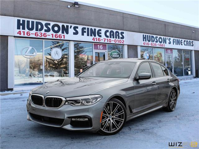 2017 BMW 540i xDrive (Stk: 78758) in Toronto - Image 1 of 28