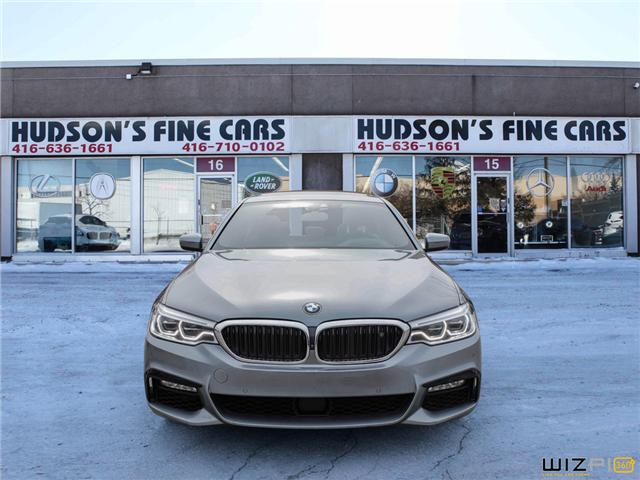 2017 BMW 540i xDrive (Stk: 78758) in Toronto - Image 2 of 28