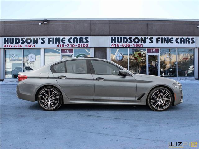 2017 BMW 540i xDrive (Stk: 78758) in Toronto - Image 4 of 26