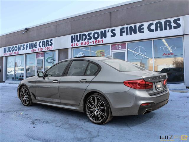 2017 BMW 540i xDrive (Stk: 78758) in Toronto - Image 6 of 26
