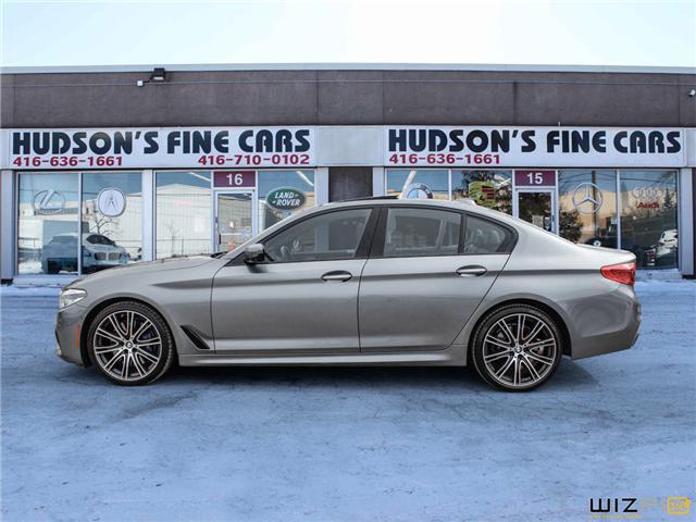 2017 BMW 540i xDrive (Stk: 78758) in Toronto - Image 7 of 26