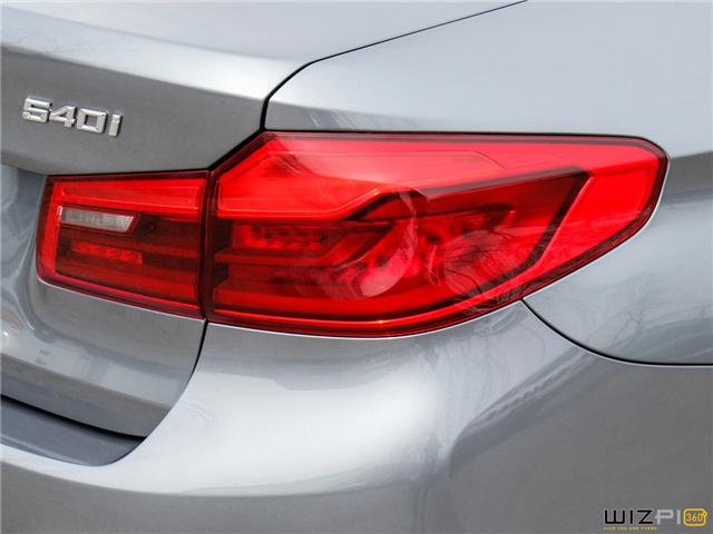 2017 BMW 540i xDrive (Stk: 78758) in Toronto - Image 8 of 26