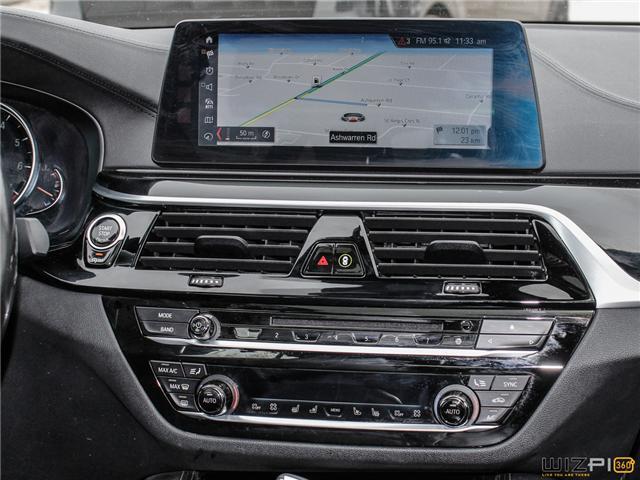 2017 BMW 540i xDrive (Stk: 78758) in Toronto - Image 23 of 26