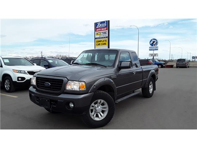 2009 Ford Ranger XL (Stk: P377-1) in Brandon - Image 1 of 9