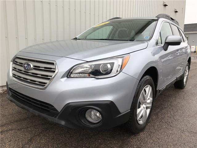 2016 Subaru Outback 2.5i (Stk: PRO0547) in Charlottetown - Image 1 of 19