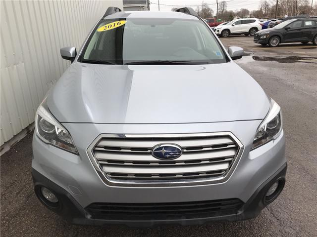 2016 Subaru Outback 2.5i (Stk: PRO0547) in Charlottetown - Image 2 of 19