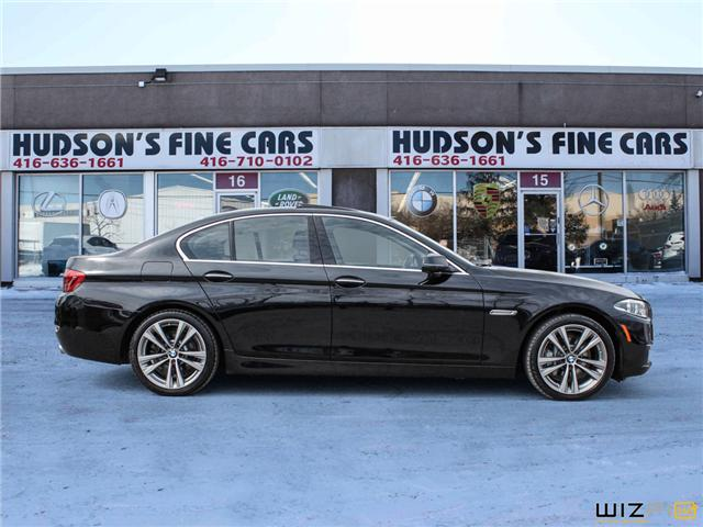 2016 BMW 535i xDrive (Stk: 52533) in Toronto - Image 4 of 30