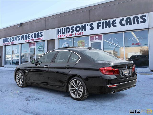 2016 BMW 535i xDrive (Stk: 52533) in Toronto - Image 7 of 30