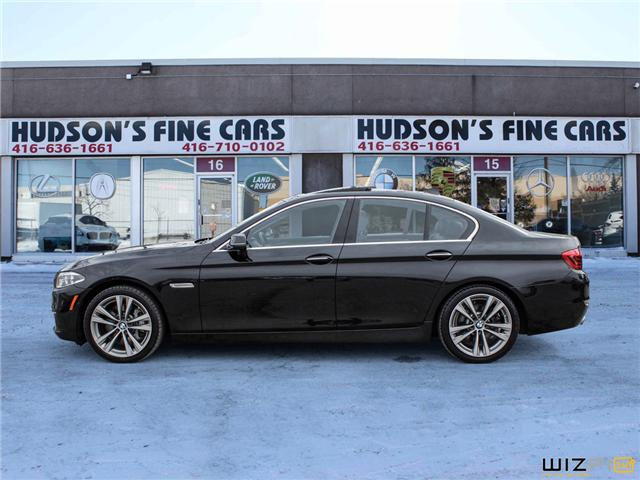 2016 BMW 535i xDrive (Stk: 52533) in Toronto - Image 8 of 30