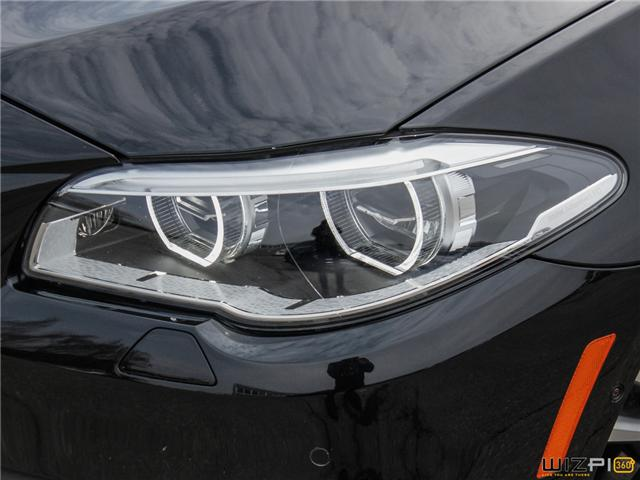 2016 BMW 535i xDrive (Stk: 52533) in Toronto - Image 9 of 30