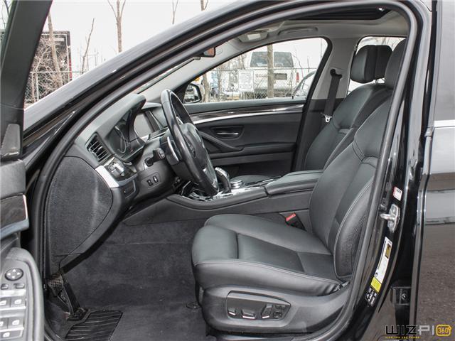 2016 BMW 535i xDrive (Stk: 52533) in Toronto - Image 14 of 30