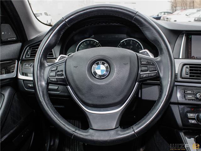 2016 BMW 535i xDrive (Stk: 52533) in Toronto - Image 18 of 30