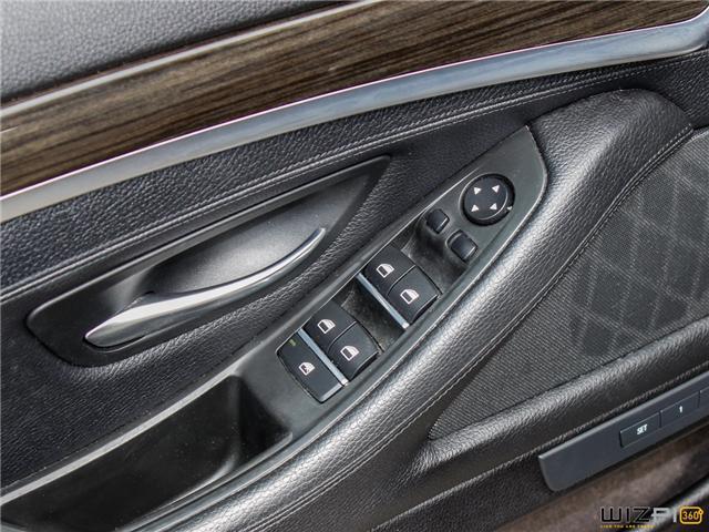 2016 BMW 535i xDrive (Stk: 52533) in Toronto - Image 25 of 30