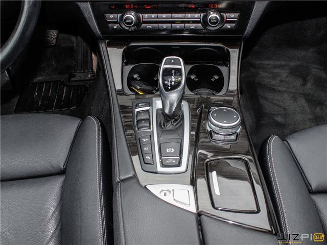 2016 BMW 535i xDrive (Stk: 52533) in Toronto - Image 26 of 30