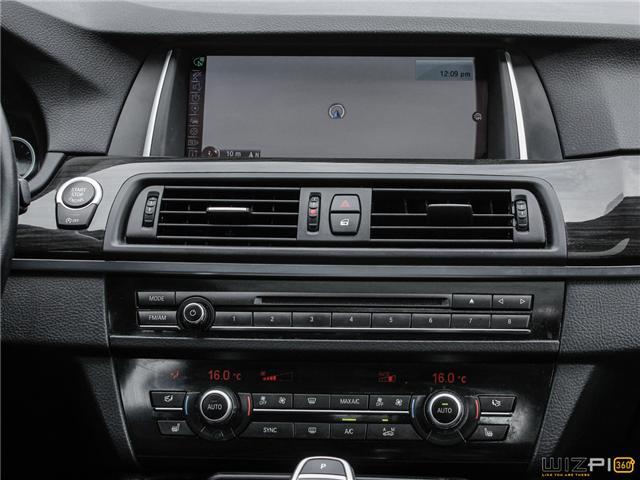 2016 BMW 535i xDrive (Stk: 52533) in Toronto - Image 27 of 30
