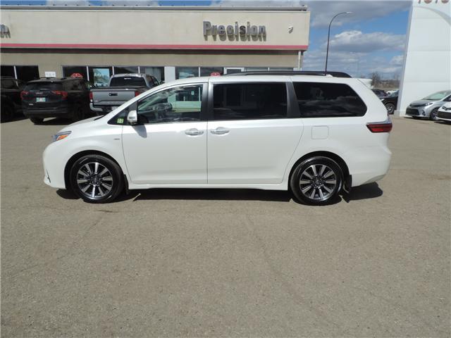 2018 Toyota Sienna XLE 7-Passenger (Stk: 184701) in Brandon - Image 1 of 24