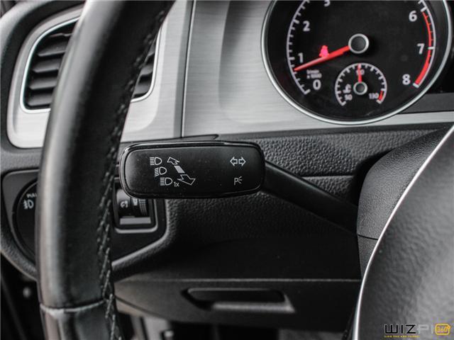 2015 Volkswagen Golf 1.8 TSI Highline (Stk: 99289) in Toronto - Image 22 of 29