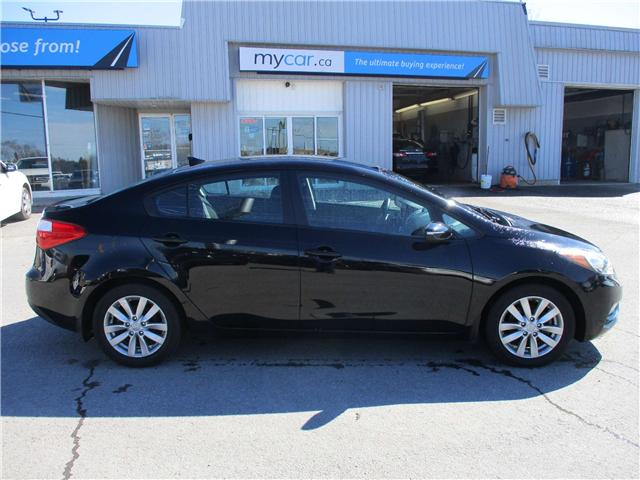 2015 Kia Forte 1.8L LX+ (Stk: 190464) in Kingston - Image 2 of 12