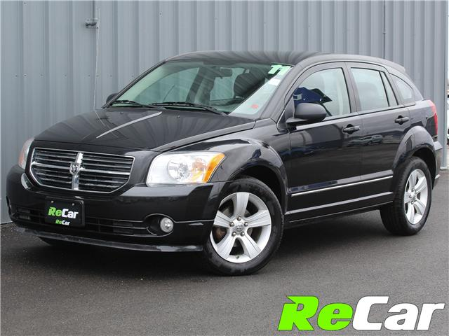 2011 Dodge Caliber SXT (Stk: 181338B) in Saint John - Image 1 of 11