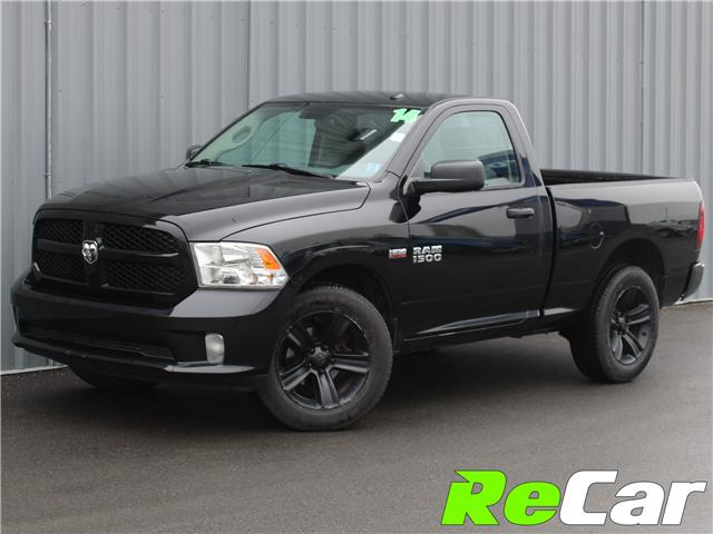 2014 RAM 1500 ST (Stk: 190467A) in Fredericton - Image 1 of 11