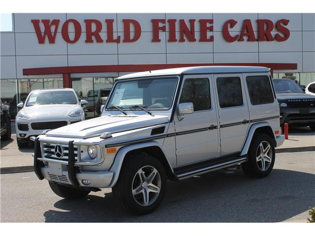 2010 Mercedes-Benz G-Class  (Stk: 16663) in Toronto - Image 1 of 25