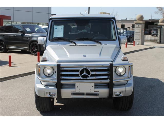 2010 Mercedes-Benz G-Class  (Stk: 16663) in Toronto - Image 2 of 25