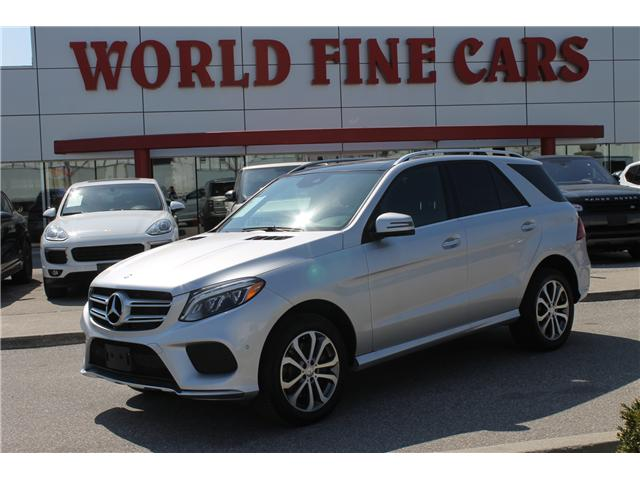 2016 Mercedes-Benz GLE-Class  (Stk: 16662) in Toronto - Image 1 of 28