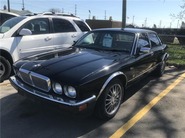 1990 Jaguar EXECUTIVE XJ6  (Stk: T19106) in Chatham - Image 1 of 3