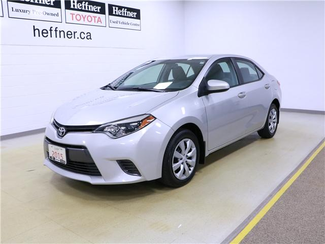 2015 Toyota Corolla LE (Stk: 195280) in Kitchener - Image 1 of 29