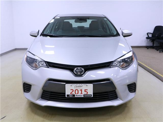 2015 Toyota Corolla LE (Stk: 195280) in Kitchener - Image 19 of 29