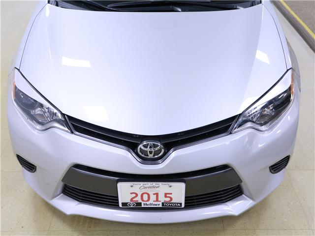 2015 Toyota Corolla LE (Stk: 195280) in Kitchener - Image 25 of 29