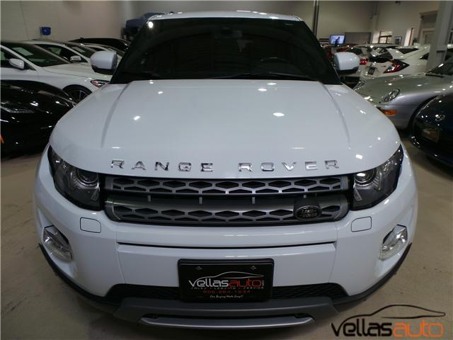 2013 Land Rover Range Rover Evoque Pure (Stk: TI4807) in Vaughan - Image 2 of 25