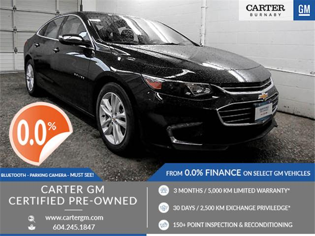 2016 Chevrolet Malibu 1LT (Stk: M9-25391) in Burnaby - Image 1 of 23