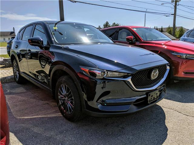 2019 Mazda CX-5 GS (Stk: K7573) in Peterborough - Image 1 of 10