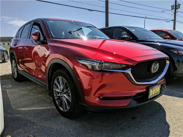 2019 Mazda CX-5 GT w/Turbo (Stk: I7464) in Peterborough - Image 1 of 10