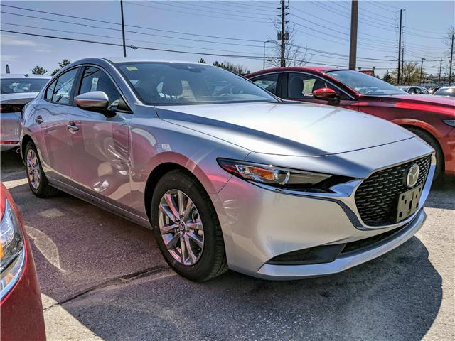 2019 Mazda Mazda3 GS (Stk: K7624) in Peterborough - Image 1 of 1