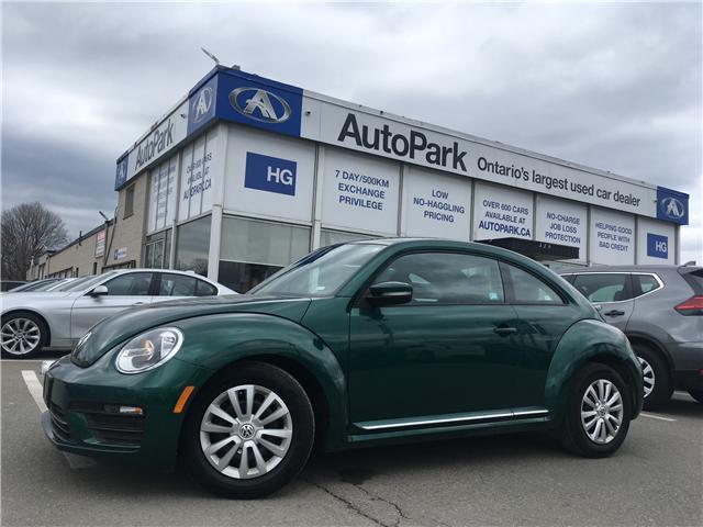 2017 Volkswagen Beetle 1.8 TSI Trendline (Stk: 17-23526) in Brampton - Image 1 of 23