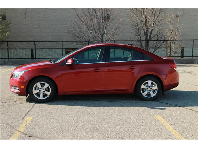 2011 Chevrolet Cruze LT Turbo (Stk: 1904161) in Waterloo - Image 2 of 24