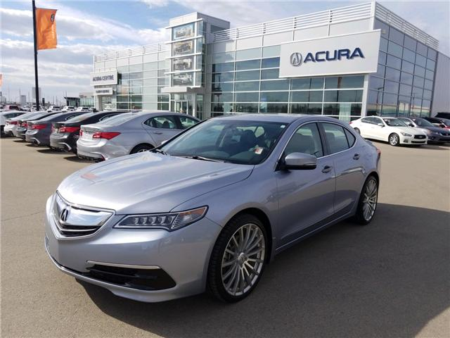 2016 Acura TLX Base (Stk: A3855) in Saskatoon - Image 1 of 27