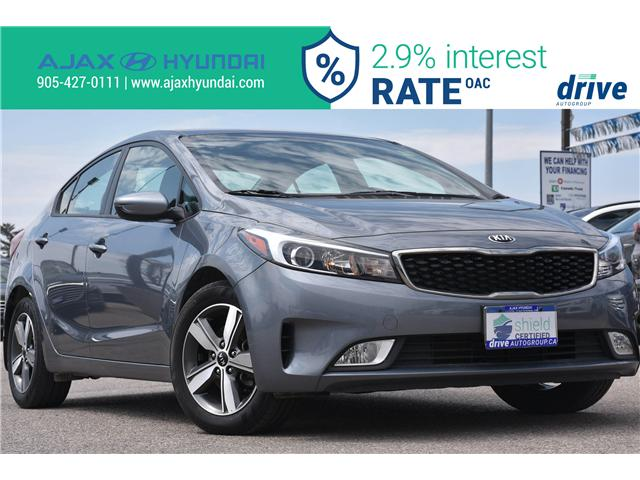 2018 Kia Forte LX (Stk: P4691R) in Ajax - Image 1 of 29