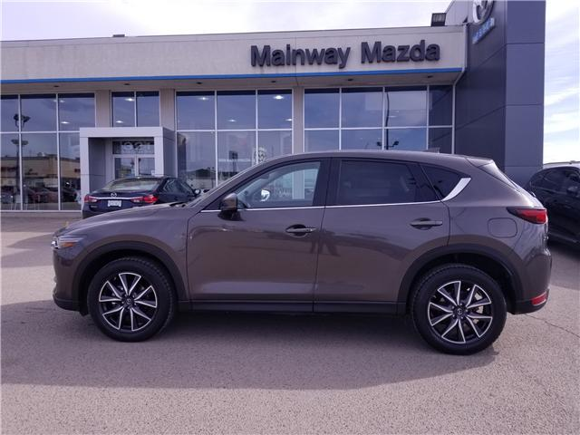 2018 Mazda CX-5 GT (Stk: P1564) in Saskatoon - Image 1 of 26
