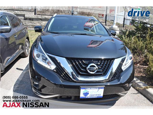 2018 Nissan Murano Platinum (Stk: P4103CV) in Ajax - Image 2 of 35