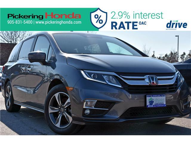 2018 Honda Odyssey EX-L (Stk: T641) in Pickering - Image 1 of 38