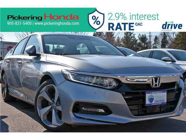 2018 Honda Accord Touring (Stk: T1321) in Pickering - Image 1 of 35