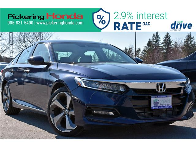 2018 Honda Accord Touring (Stk: T1455) in Pickering - Image 1 of 35