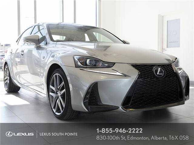 2017 Lexus IS 300 Base (Stk: L900173A) in Edmonton - Image 1 of 22