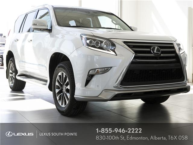 2017 Lexus GX 460 Base (Stk: L9D0540A) in Edmonton - Image 1 of 21