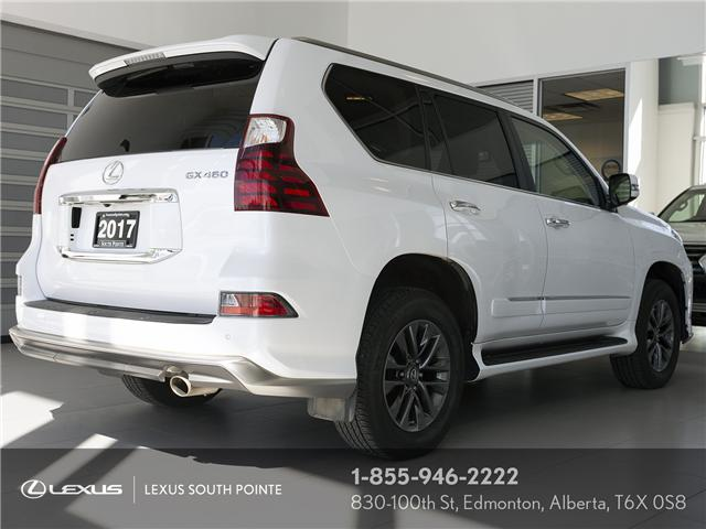 2017 Lexus GX 460 Base (Stk: L9D0540A) in Edmonton - Image 4 of 21